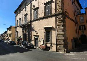 Leggi tutto: Palazzo Restituti a Caprarola