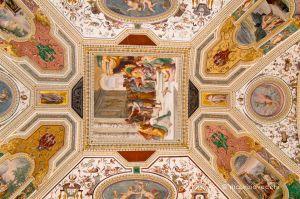 Stanza dei Giudizi del Palazzo di Caprarola