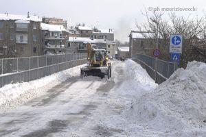 Leggi tutto: Il Comune tiene botta all'eccezionale ondata di neve