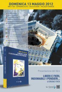 Leggi tutto: Presentazione del Nuovo Libro di Bruno Fiata