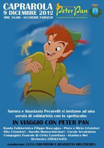 Leggi tutto: In Viaggio con Peter Pan - Caprarola 9 dicembre